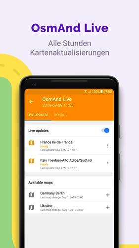 OsmAnd+ Karten & Navigation - 12