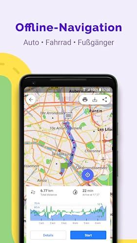 OsmAnd+ Karten & Navigation - 4