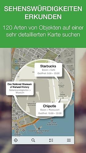 MAPS.ME Offline Karte & Routen - 4