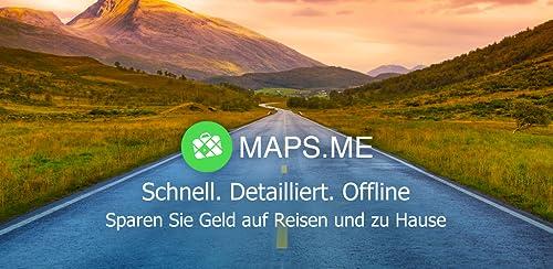 MAPS.ME Offline Karte & Routen - 6