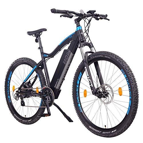 NCM Moscow E-Bike, E-MTB, E-Mountainbike 48V 13Ah 624Wh - 29