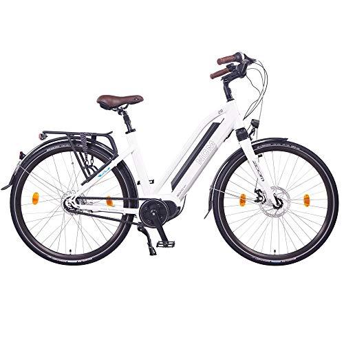 """NCM Milano Max N8R E-Bike Trekking Rad, 250W, 36V 16Ah 576Wh Akku, 28"""" Zoll (NCM Milano-MAX) - 4"""