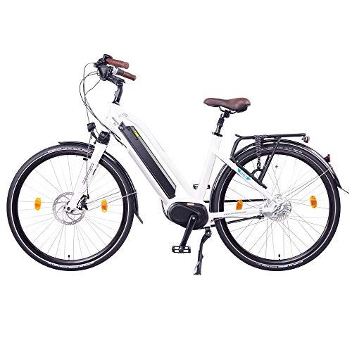 """NCM Milano Max N8R E-Bike Trekking Rad, 250W, 36V 16Ah 576Wh Akku, 28"""" Zoll (NCM Milano-MAX) - 2"""