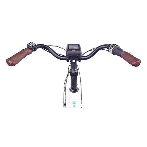 """NCM Milano Max N8R E-Bike Trekking Rad, 250W, 36V 16Ah 576Wh Akku, 28"""" Zoll (NCM Milano-MAX) - 3"""