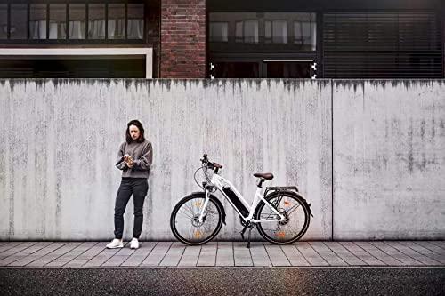 """NCM Milano Max N8R E-Bike Trekking Rad, 250W, 36V 16Ah 576Wh Akku, 28"""" Zoll (NCM Milano-MAX) - 6"""