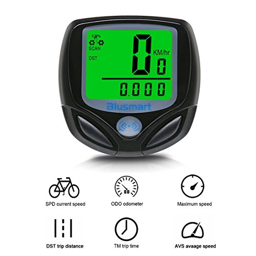 Sport Wireless Fahrradcomputer - 4