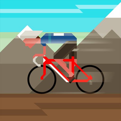 Fahrrad Navi App